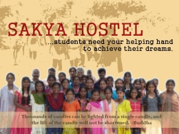 Support Sakya Hostel Students
