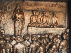 Few poems by Savitribai Phule