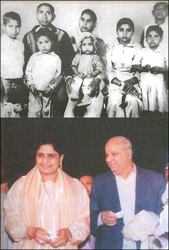 kanshi ram and mayawati relationship with god