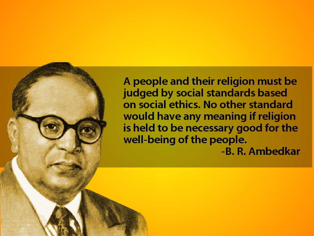 essay on dr br ambedkar Get an answer for 'contribution of drbrambedkar in making of the constitution of india ' and find homework help for other law and politics questions at enotes.