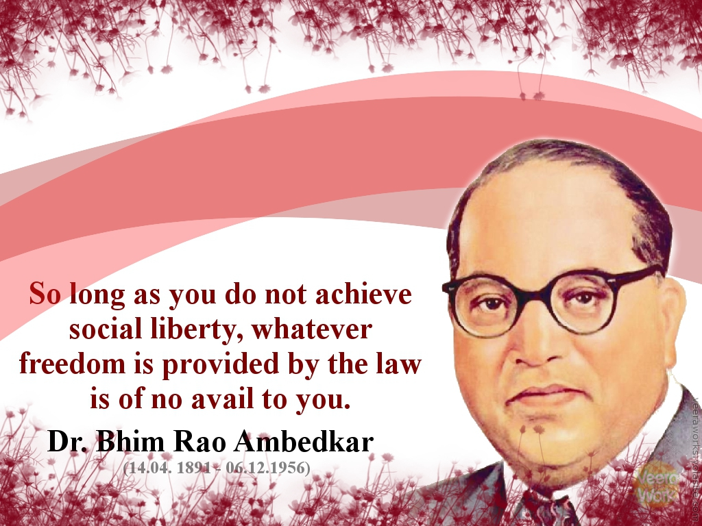 """dr b r ambedkar biography Indian freedom fighter dr b r ambedkar biography dr b r ambedkar is a  freedom fighter and being honored as """"architect of indian."""
