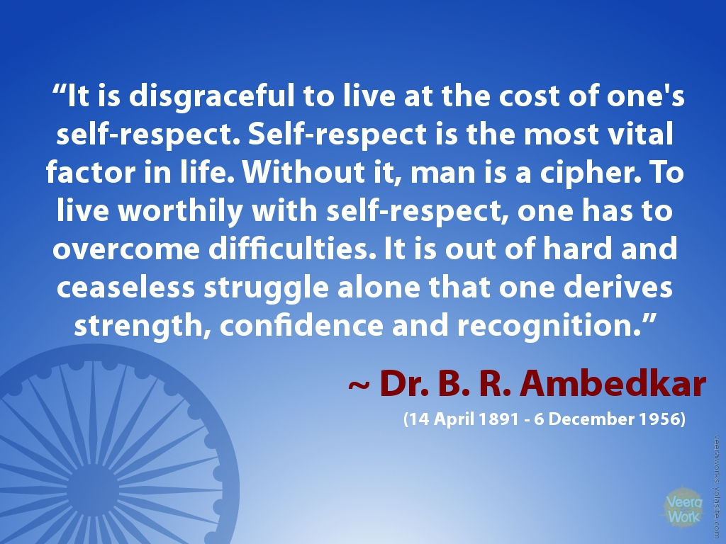 essay on life and mission of dr ambedkar