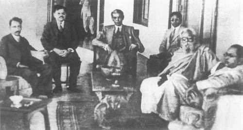 Jinnah, Periyar and Ambedkar