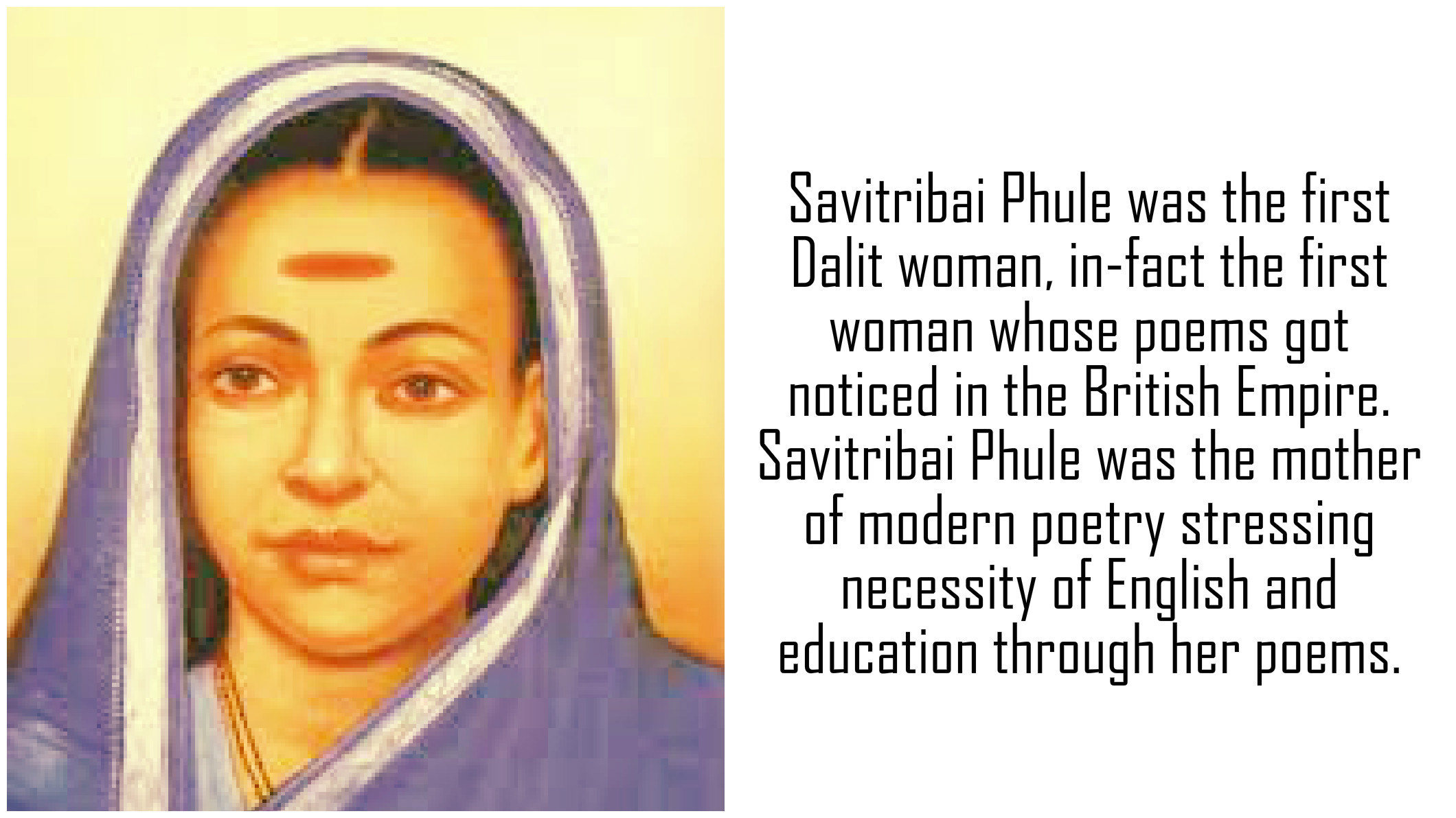 10 March In Dalit History Death Anniversary Of First Lady