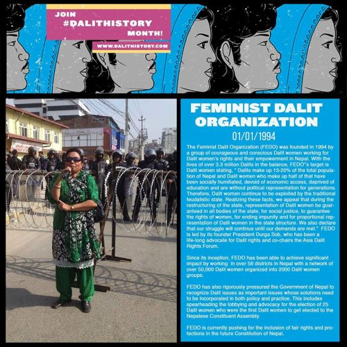 Feminist Dalit Organization