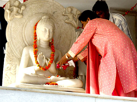 Behan Mayawati paid tribute to Lord Buddha on Buddha Purnima