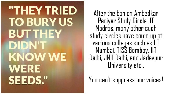 Ambedkar Periyar Study  Circle