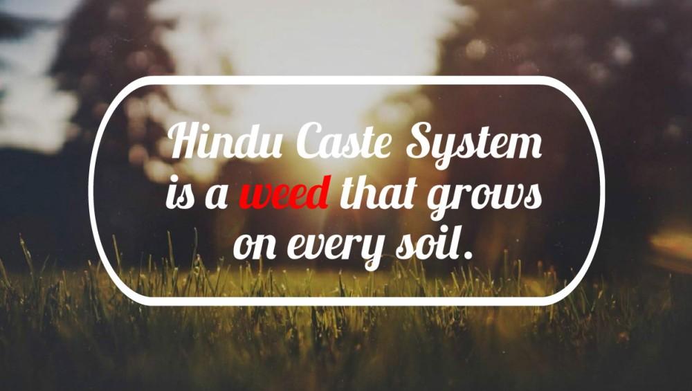Why Dr. Ambedkar renounced Hinduism?
