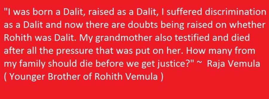 Manu Smriti Irani and Dalits