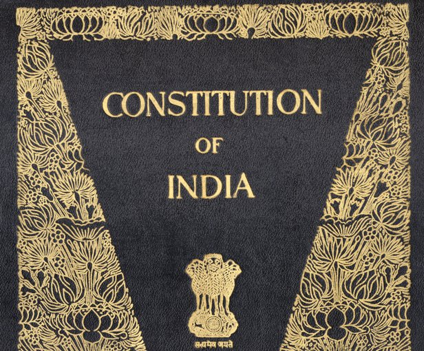 Constitution of India and Dalits