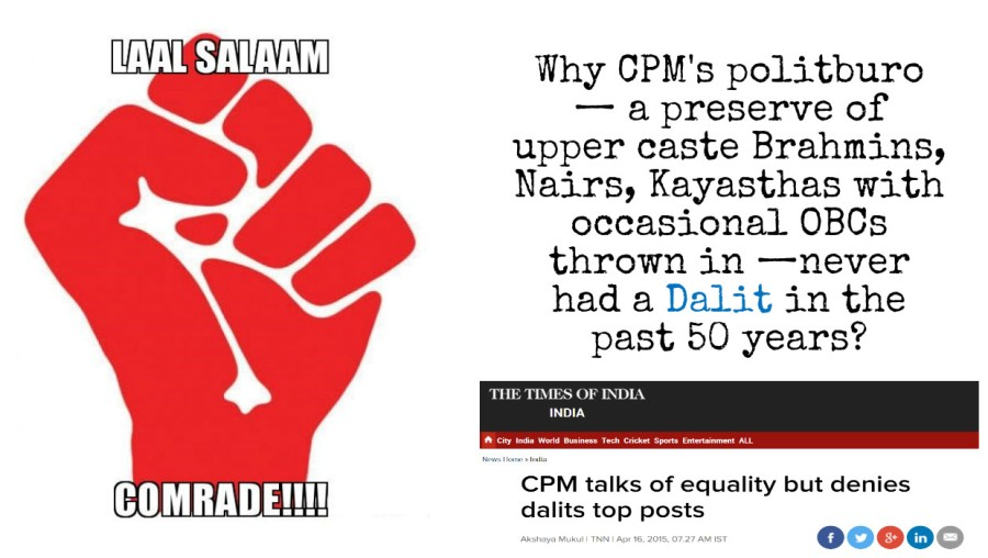 Dalits, Caste Discrimination and Communist Parties in India