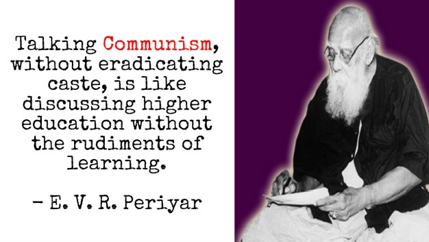 Periyar's views on Communism