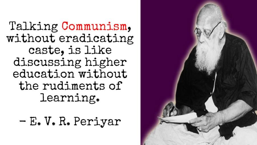 Periyar's views on Communism