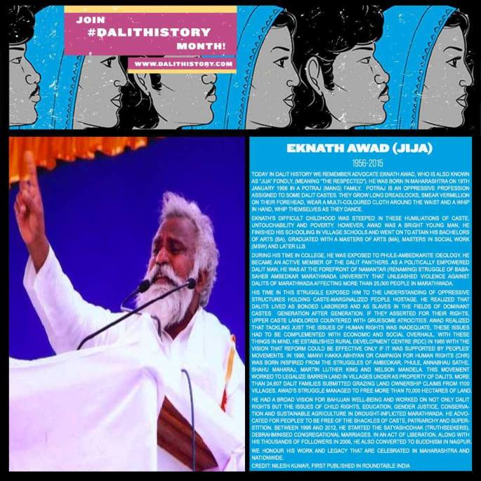 Advocate Eknath Awad