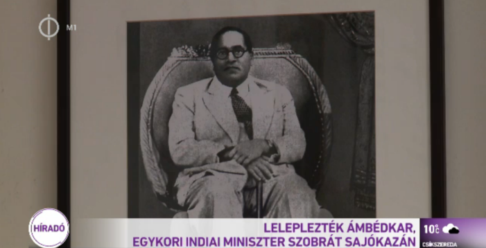 Dr. Ambedkar Jayanti Celebration at Hungary