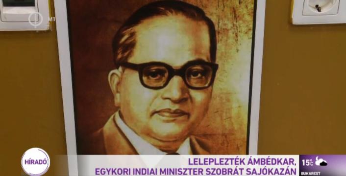 Dr. Ambedkar Jayanti Celebration at Hungary