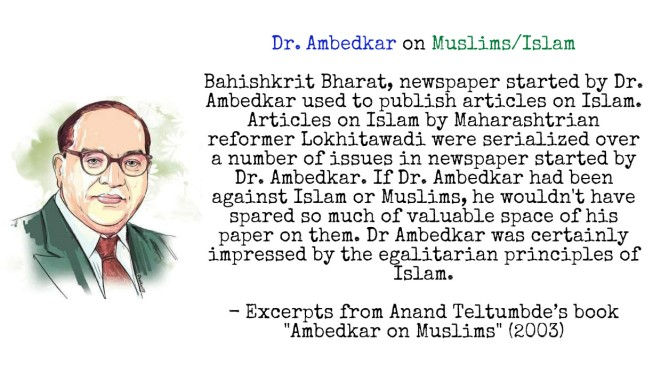 Dr. Ambedkar on Islam