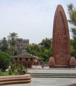 Jallianwala Bagh Memorial , Amritsar