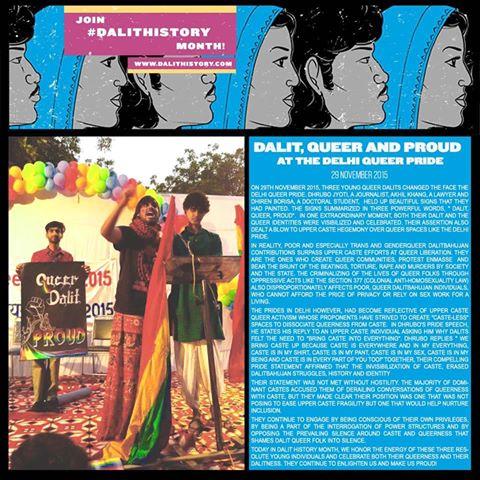 Dalit History