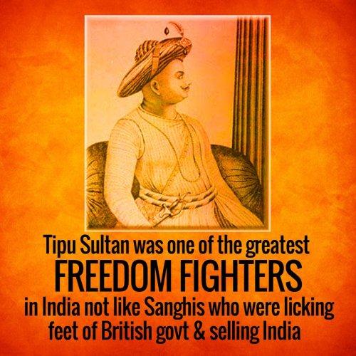 Remembering Tipu Sultan Son Of The Soil Dr B R Ambedkars
